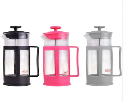 Bambum Magic 350 ml Siyah French Press